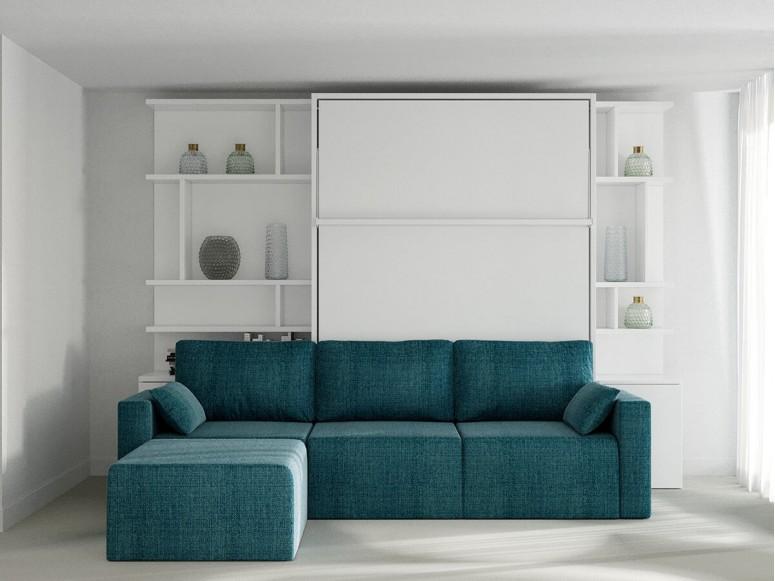 Royal Vertical Queen 3 Seat Sofa
