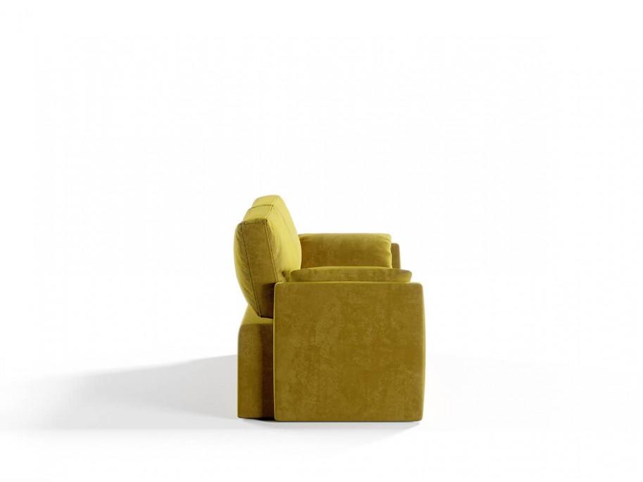 Royal Vertical Full 2 Seat Sofa